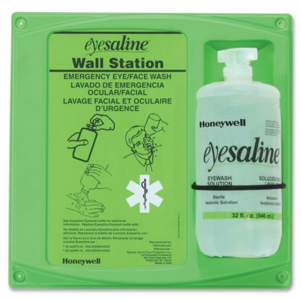 Honeywell Fendall Saline Eyewash Station