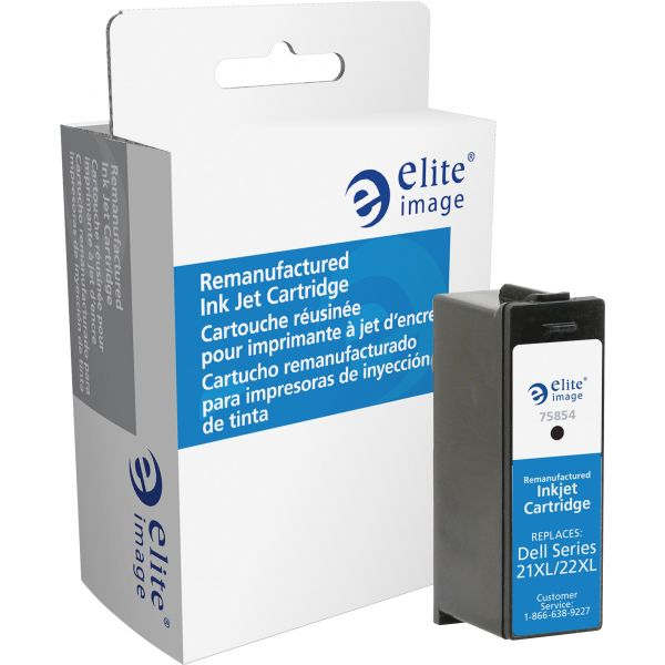 Elite Image Remanufactured Dell Series 21XL/22XL Ink Cartridge