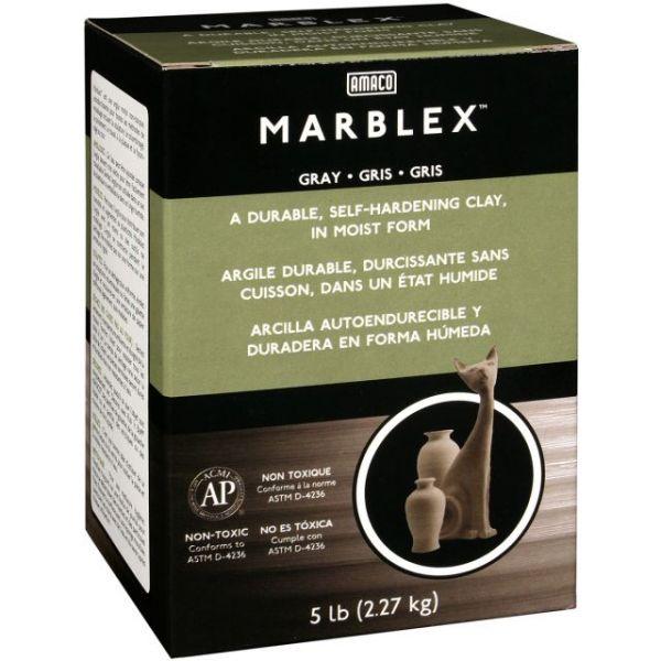 Marblex Self-Hardening Clay 5lb