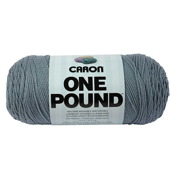 Caron One Pound Yarn - Azure