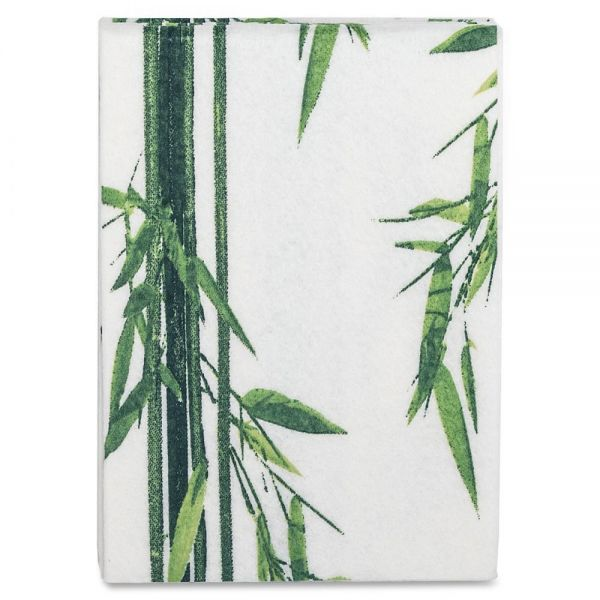 Genuine Joe Bamboo Print Compostable Cloth