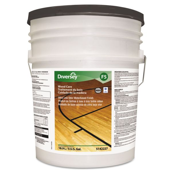 Diversey Ultra Low Odor Waterbased Floor Finish