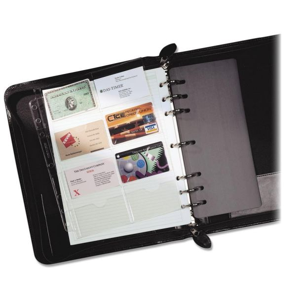 Day-Timer Folio BusinessCredit Card Holders