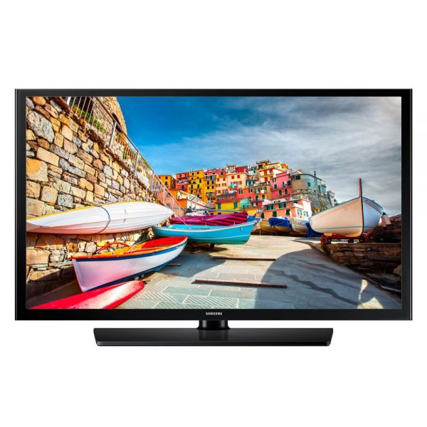 "Samsung 478 HG43NE478SF 43"" 1080p LED-LCD TV - 16:9 - HDTV 1080p - Black"