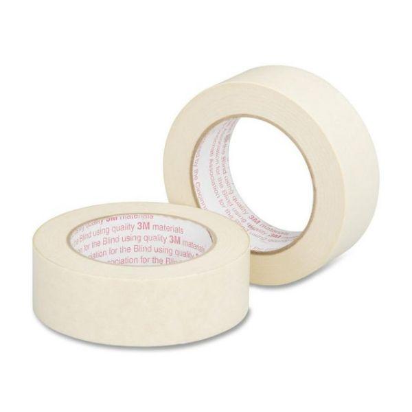 "Skilcraft Utility Grade 1 1/2"" Masking Tape"