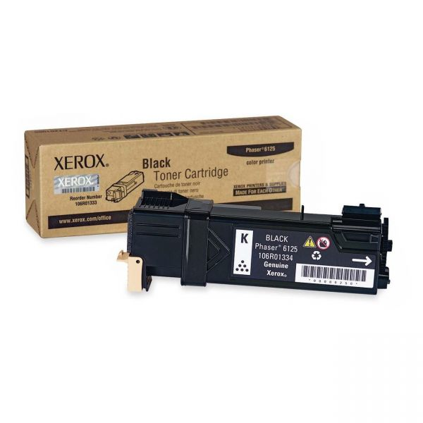 Xerox 106R01334 Black Toner Cartridge