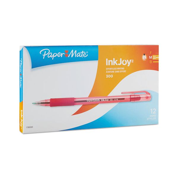Paper Mate InkJoy 300 Stick Ballpoint Pens