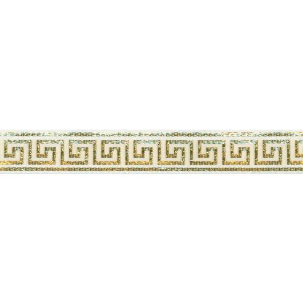"Greek Key Ribbon 7/8""X10yd"