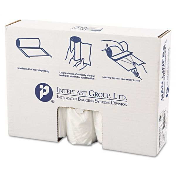 Inteplast Group 45 Gallon Trash Bags