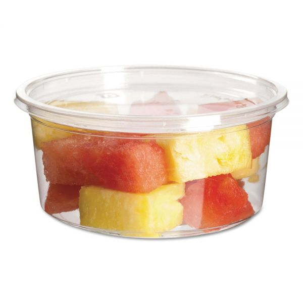 Eco-Products Rectangular 32 oz Deli Containers