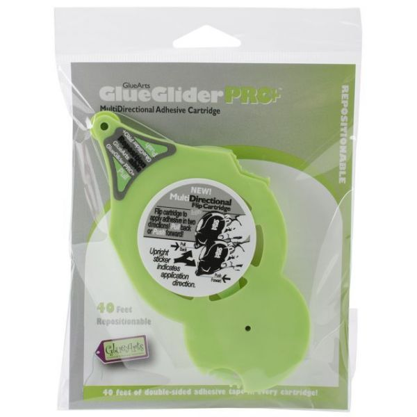 GlueGlider Pro Plus Refill Cartridge