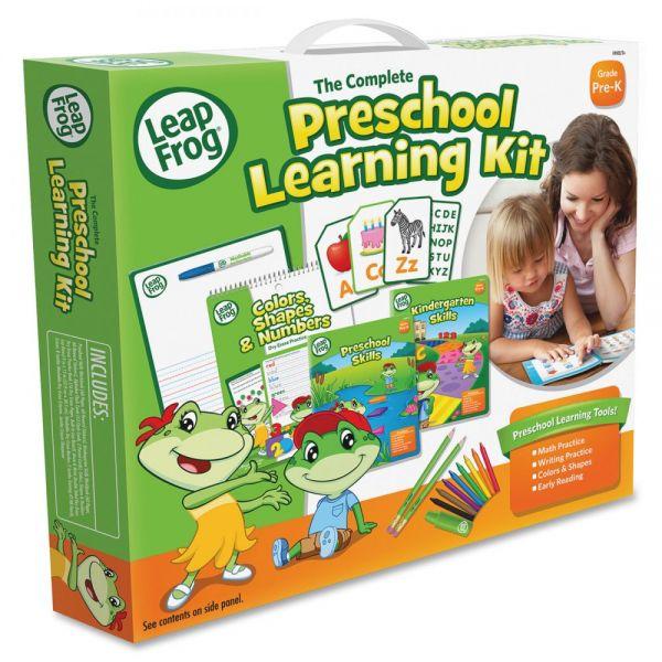 The Board Dudes Leap Frog Preschool Learning Kit
