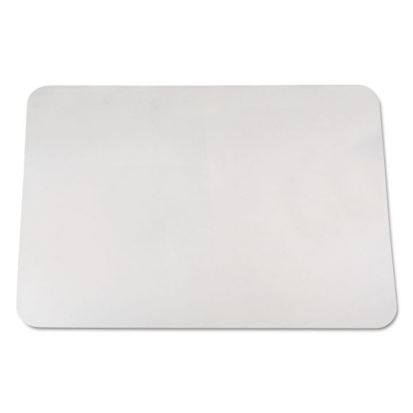 Artistic KrystalView Desk Pad with Microban, 36 x 20, Clear