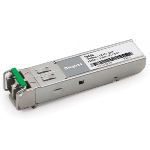 C2G Cisco GLC-EX-SMD Compatible 1000Base-EX SMF SFP (mini-GBIC) Transceiver Module