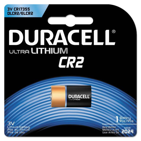 Duracell CR2 Ultra Photo Battery