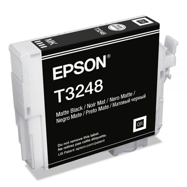 Epson 324 Matte Black Ink Cartridge (T324820)