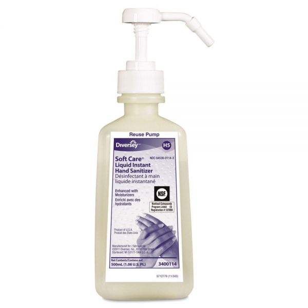 Diversey Soft Care Instant Hand Sanitizer