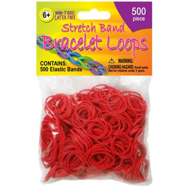 Stretch Band Bracelet Loops