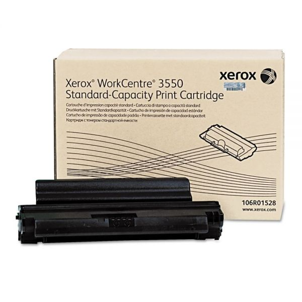 Xerox 106R01528 Black Toner Cartridge