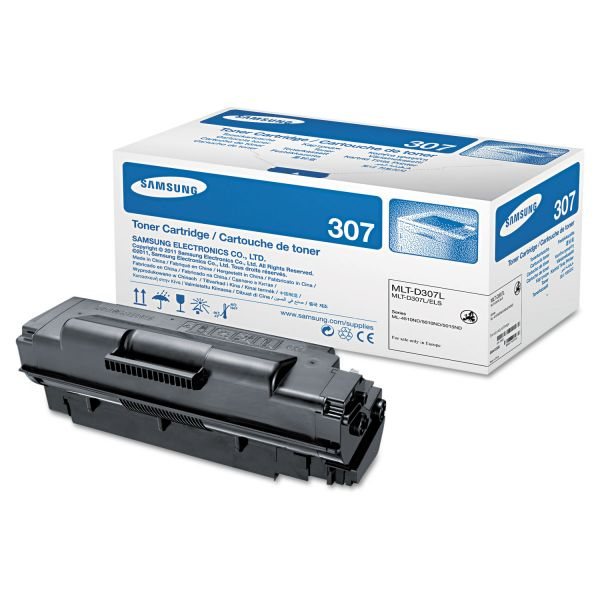 Samsung 307 Black High Yield Toner Cartridge