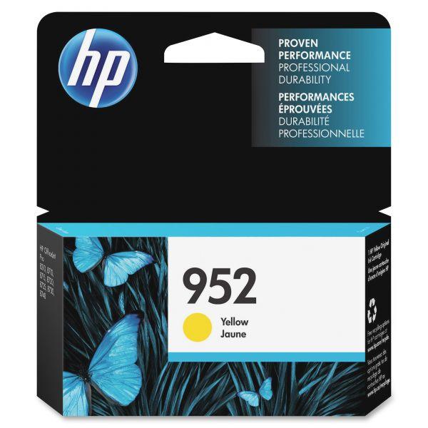 HP 952 Yellow Ink Cartridge (L0S55AN)