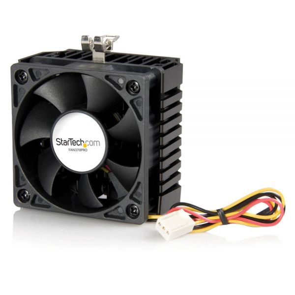 StarTech.com 65x60x45mm Socket 7/370 CPU Cooler Fan w/ Heatsink & TX3 connector