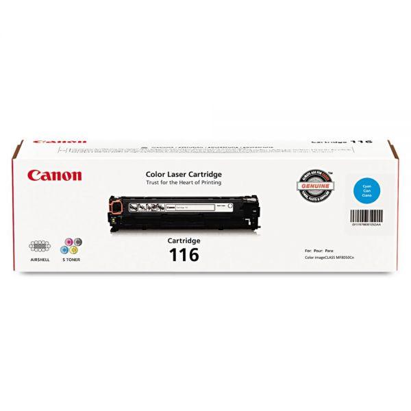 Canon 116 Cyan Toner Cartridge (1979B001)