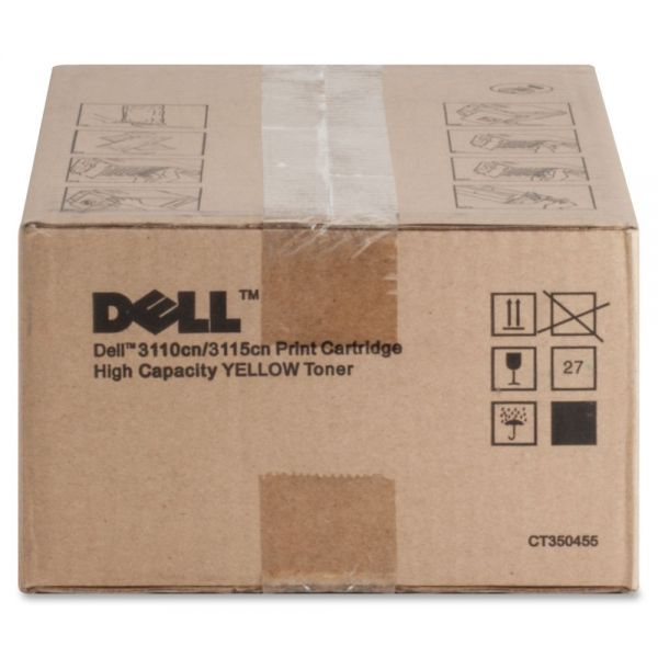 Dell 310-8098 Yellow Toner Cartridge