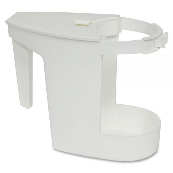 Genuine Joe Toilet Bowl Mop Caddy