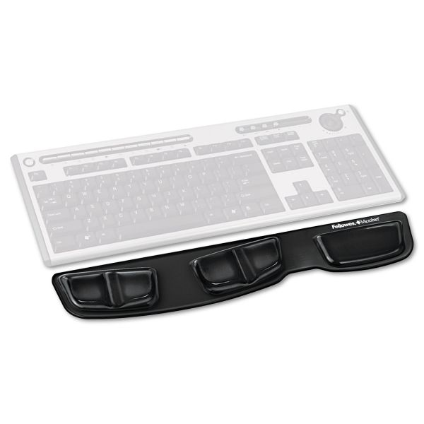 Fellowes Gel Keyboard Palm Support Wrist Rest