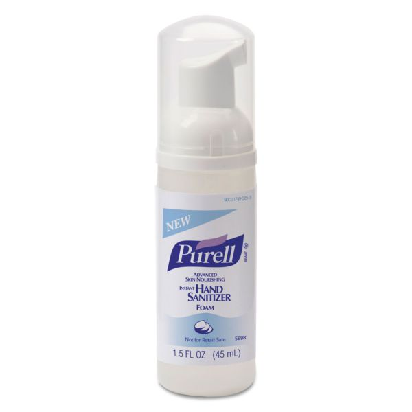 Purell Travel Size Instant Foaming Hand Sanitizer