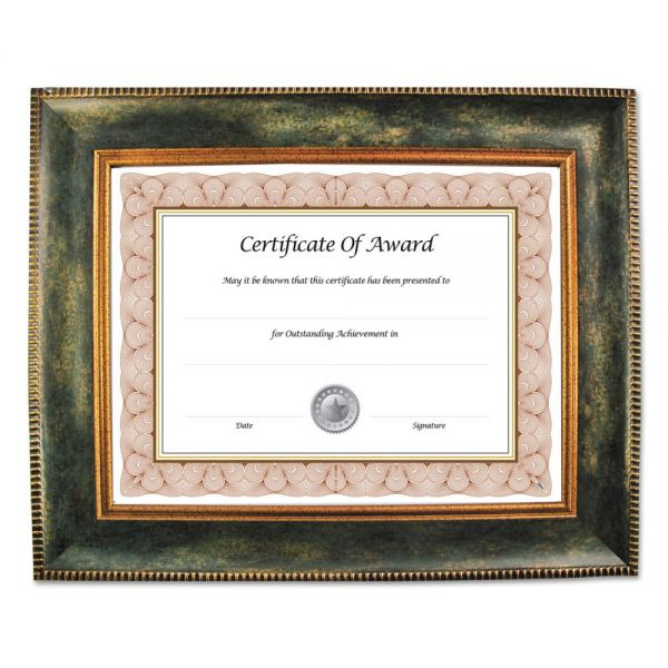 NuDell Executive Series Document and Photo Frame