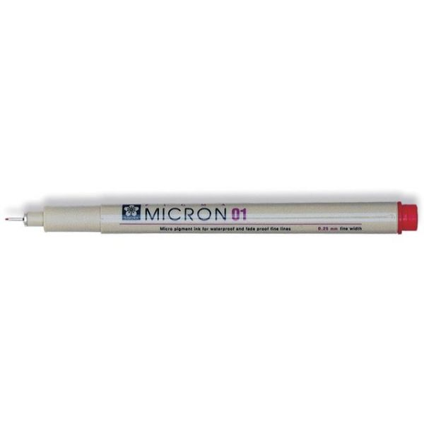 Pigma Fine Point Micron #01 Pen