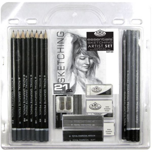 Essentials Artist Sketching Set
