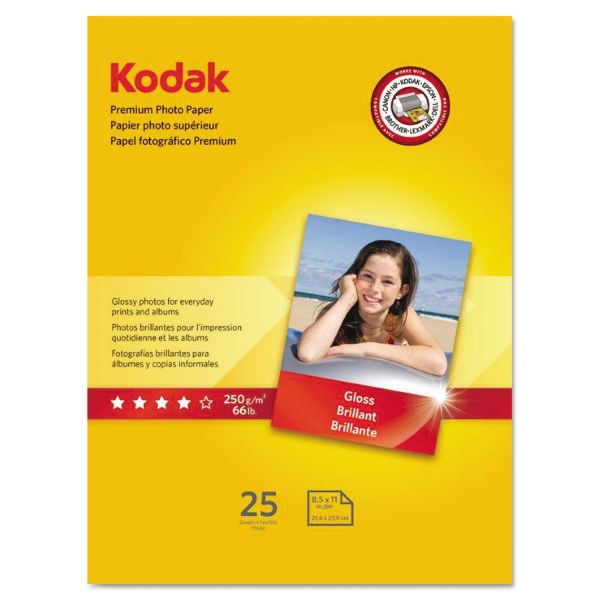 Kodak Premium Glossy Photo Paper