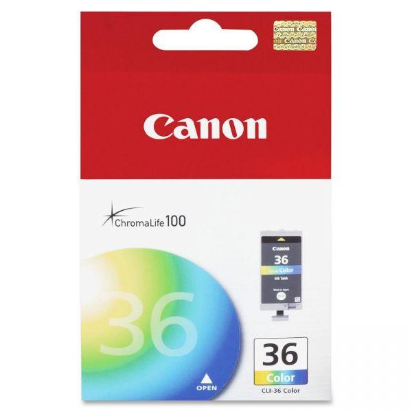Canon CLI-36 Color Ink Cartridge (1511B002)