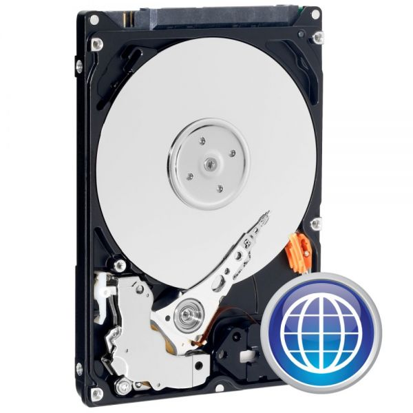"WD Scorpio WD1200BEVE 120 GB 2.5"" Internal Hard Drive"