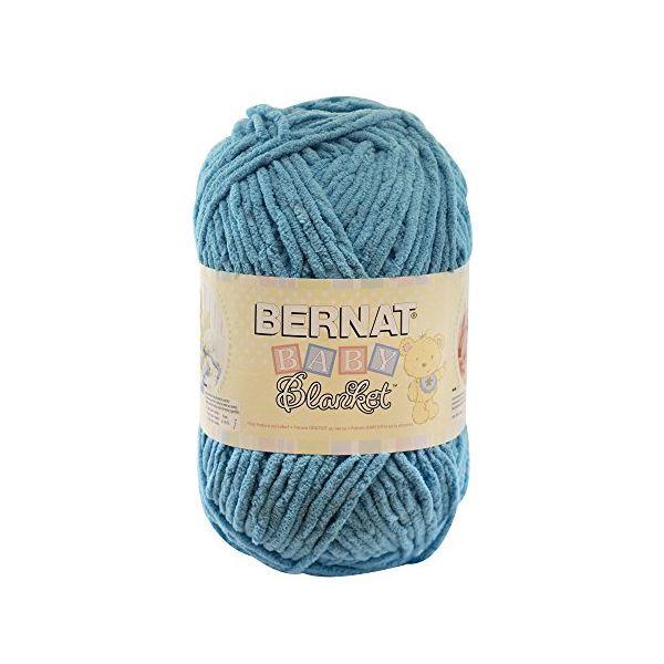 Bernat Baby Blanket Big Ball Yarn - Baby Teal