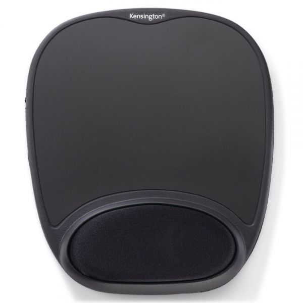 Kensington Comfort Gel Mouse Pad - Black