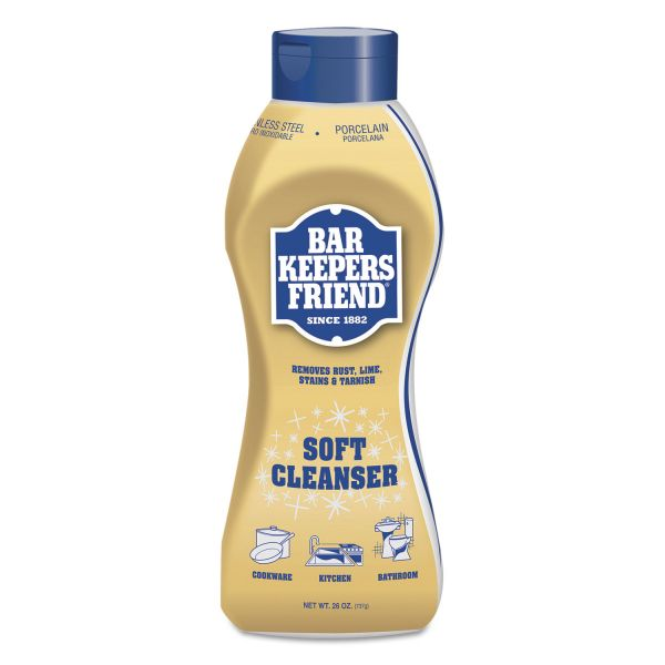 Bar Keepers Friend Soft Cleanser