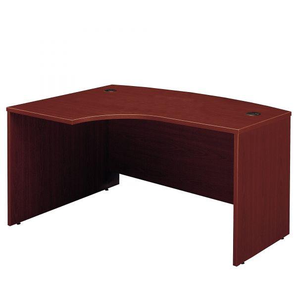 bbf Series C Left L-Bow Desk by Bush Furniture