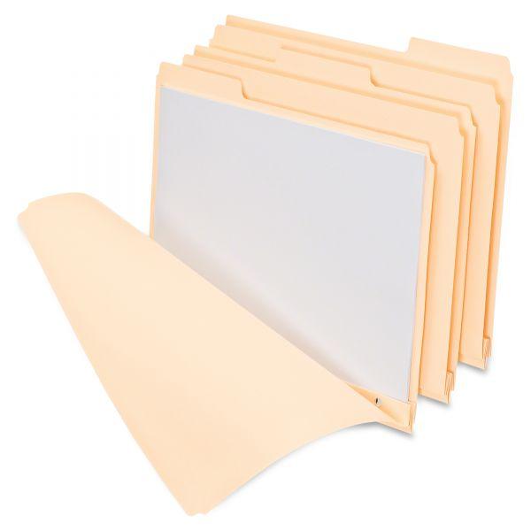 Pendaflex Top Tab File Folders