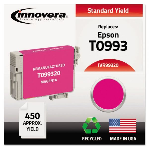 Innovera Remanufactured Epson T0993 Ink Cartridge