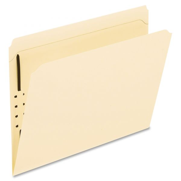 Pendaflex File Folders With Fasteners
