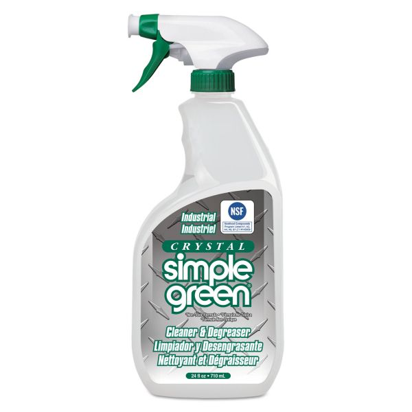 Crystal simple green All-Purpose Industrial Cleaner/Degreaser