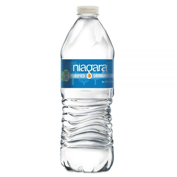 Niagara Bottling Purified Bottled Water