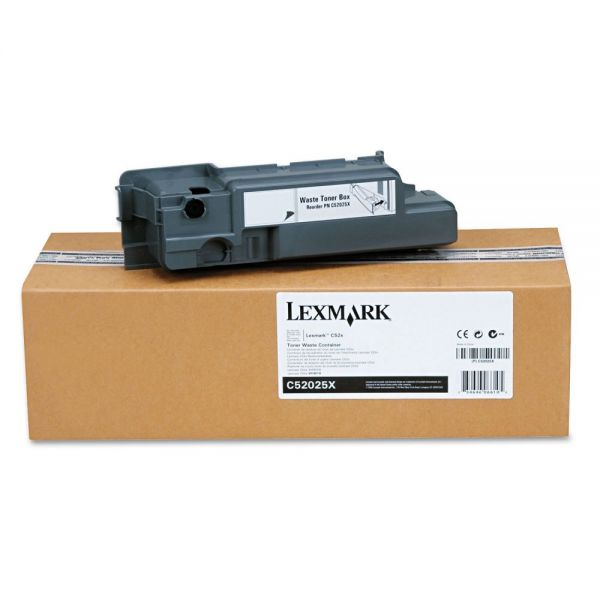 Lexmark Waste Toner Box for Lexmark C520/C522/C524 Laser Printers, 30K Page Yield