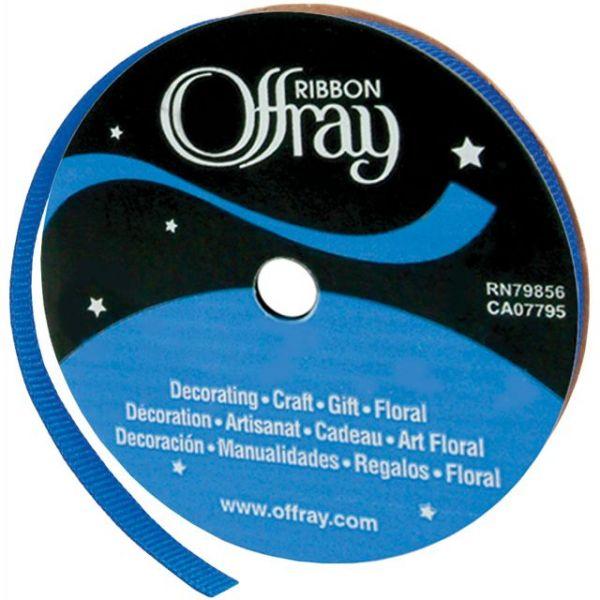 "Offray 3/8"" Grosgrain Ribbon"