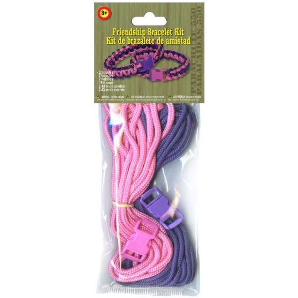 Parachute Friendship Bracelet Kit