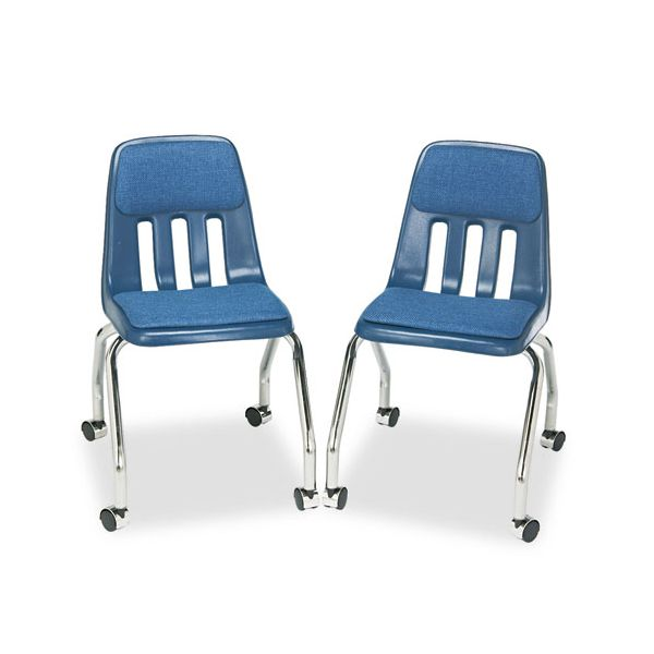Virco Padded Teacher's Chairs